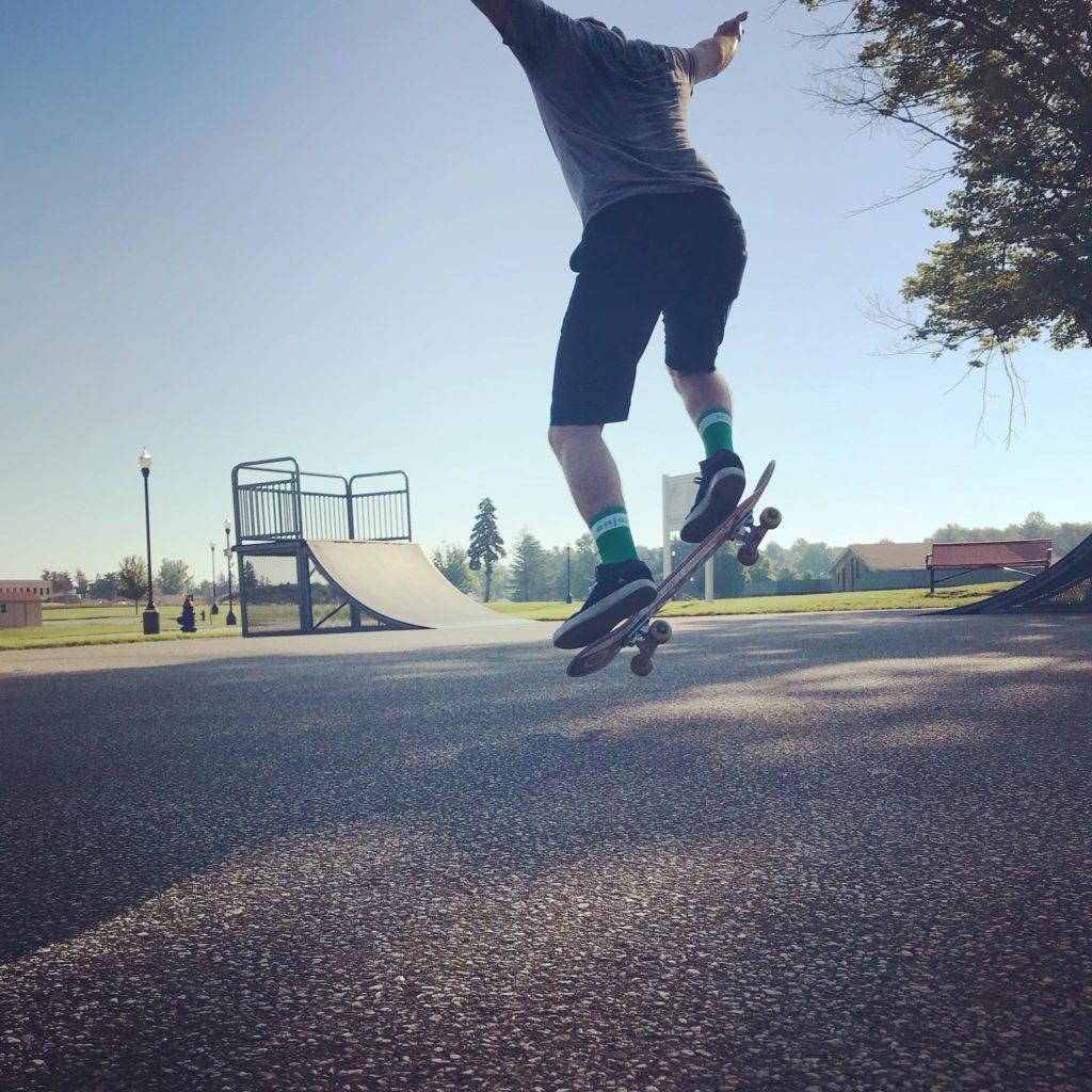 Sean Shea Skateboarding